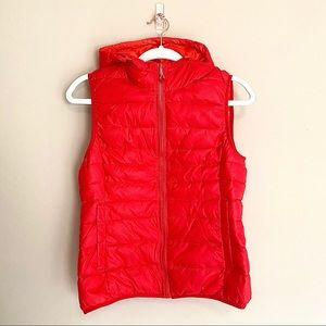 💎Only • Red Puffer Women's Vest